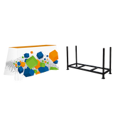 Tradeshow Pallet Table from Vispronet®
